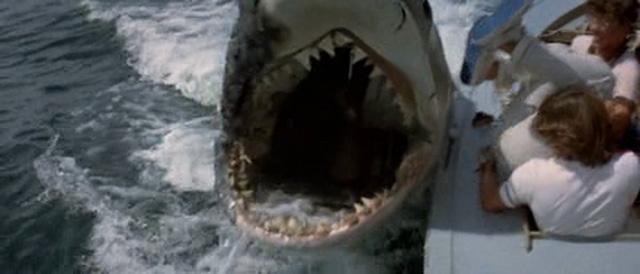 suspense in jaws Free essay: analyse the ways that the director builds suspense and scares the audience in the film 'jaws' the film jaws was directed by steven spielberg in.