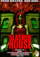 Slasher House (2012) online y gratis