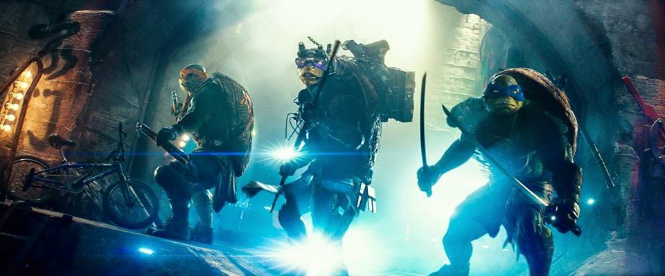 teenage mutant ninja turtles synopsis 2014 film