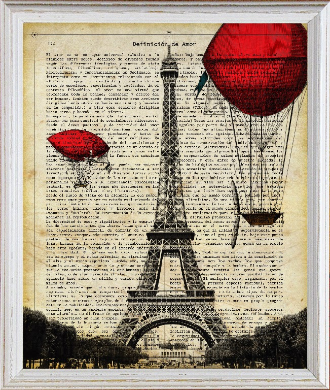 Lámina nacnic París