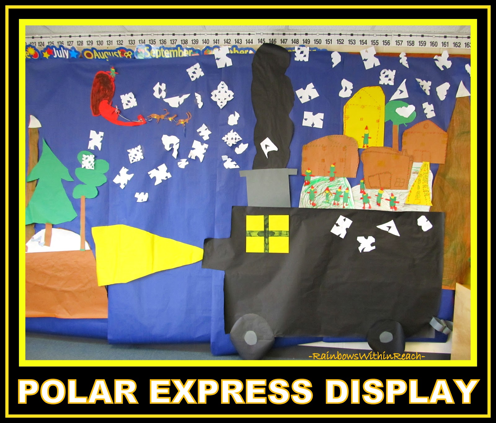 Ideas For Display Boards : Rainbowswithinreach spot