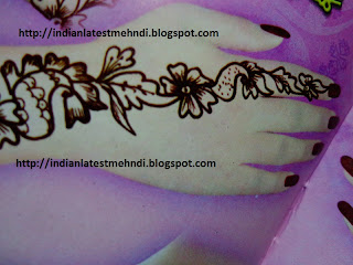 Pakistani Mehndi Designs for Eid 2013 2