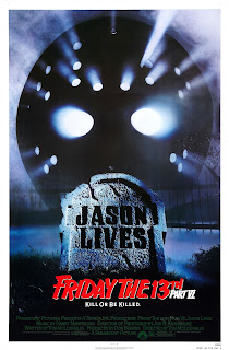 Sexta Feira 13 – Parte 6: Jason Vive (Friday the 13th Part VI: Jason Lives, 1986)