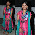 Tamil Actress in Pink Silk Churidar