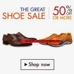 Buy Men & Women Footwears Flat 50% OFF & Extra 20% OFF Starts Rs.241 on Amazon