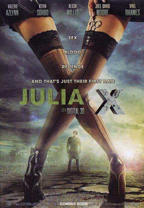 Nonton Film Julia X (2011)