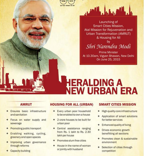New Urban Era Schemes