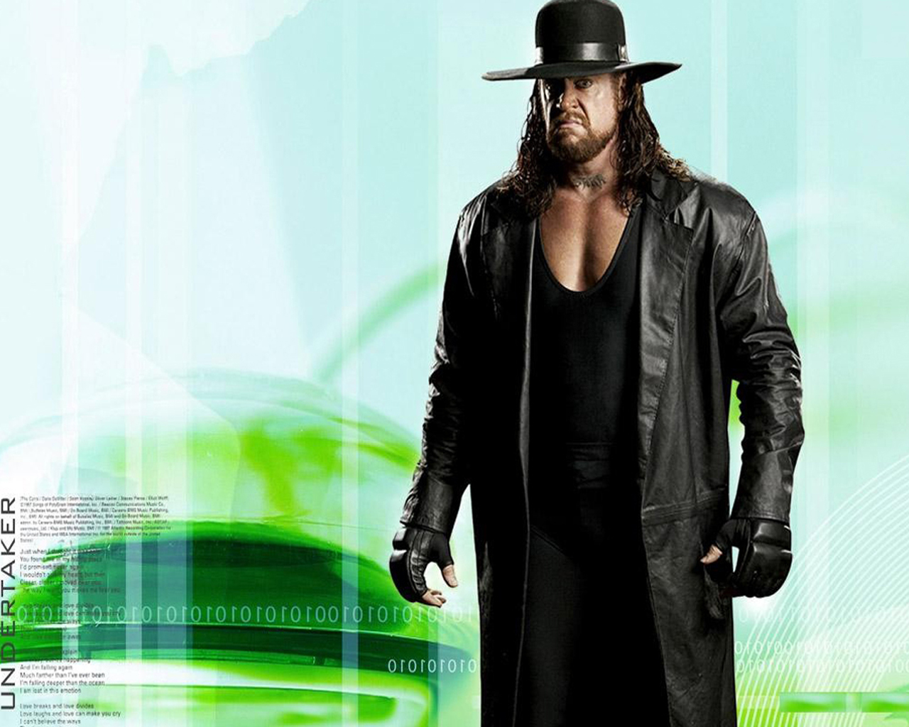 Undertaker 2012 WallpaperUndertaker Wallpaper 2012
