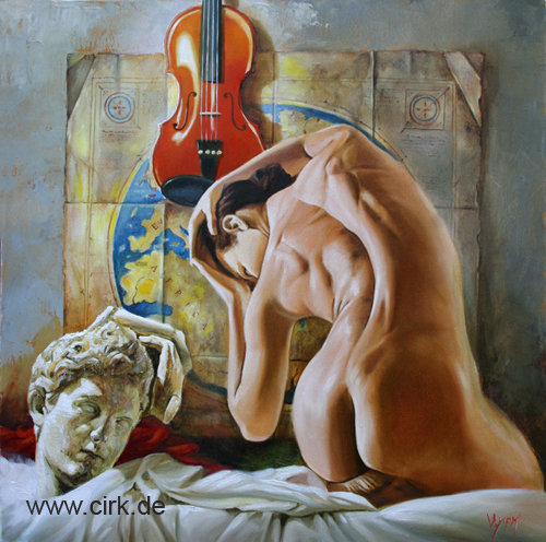 Miroslav Yotov 1977 | Surrealist painter