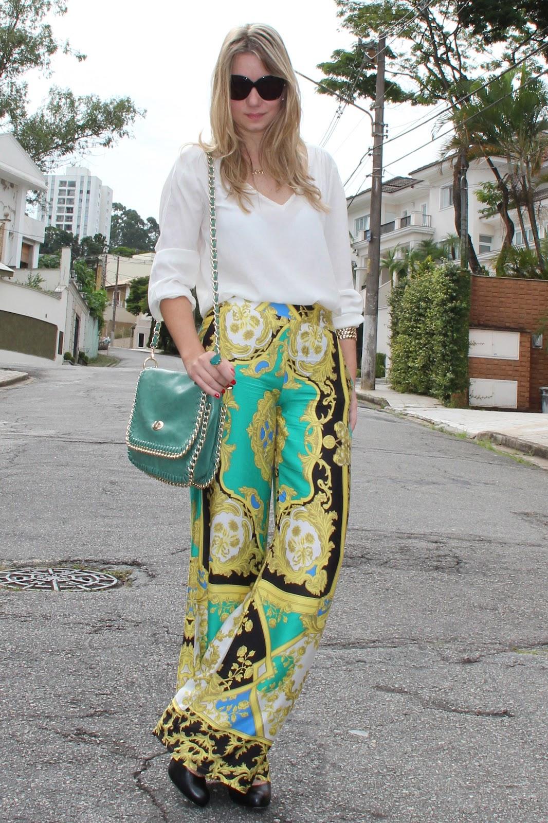 feb325ab76 Calça Pijama Pants - Fernanda Sollito
