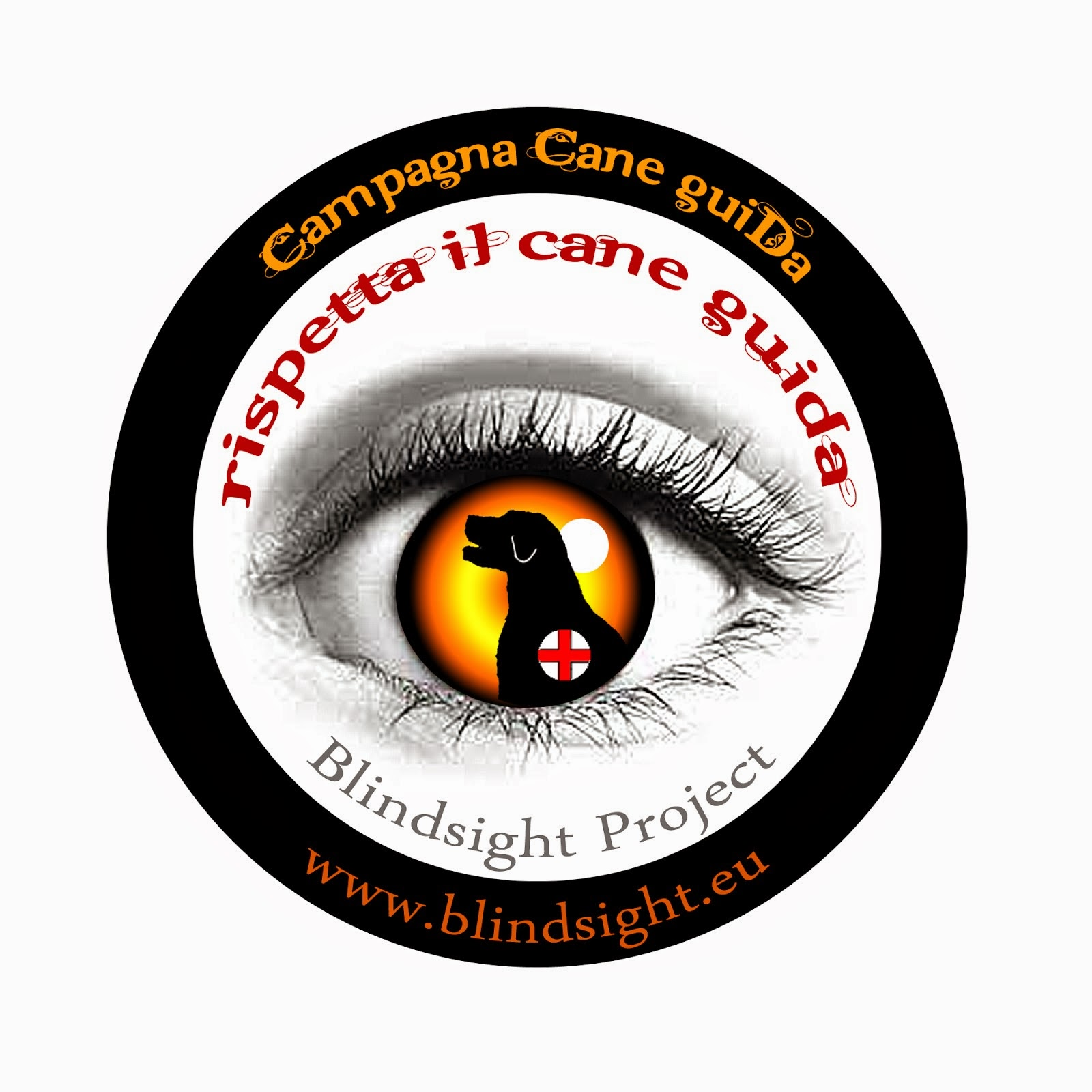 DIFFONDI LA CAMPAGNA CANE GUIDA BLINDSIGHT PROJECT