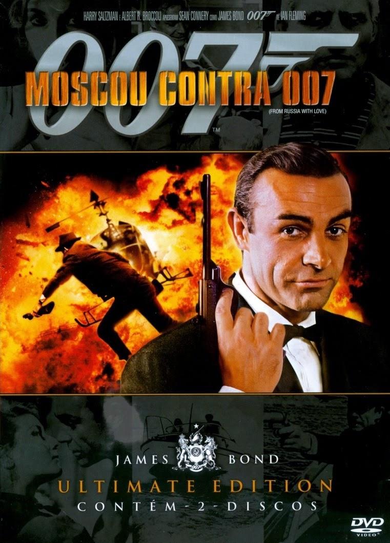 007: Moscou Contra 007 – Dublado (1963)