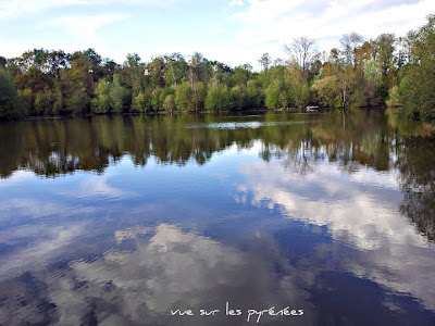 lac des carolins lescar béarn