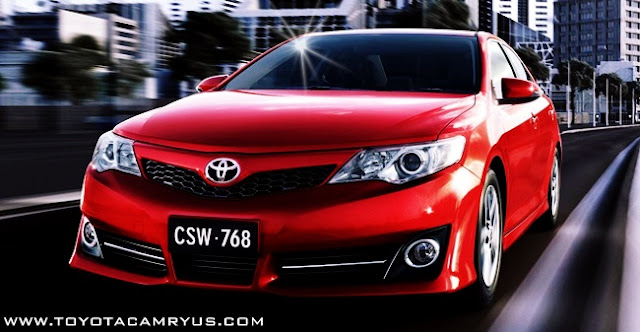2016 Toyota Camry Atara Review Canada Engine