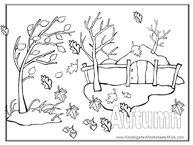 Autumn Coloring Pictures6