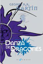 Libro Canción de Hielo y Fuego 5. Danza de dragones. George R. R. Martin