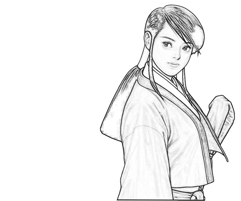 hibiki-takane-character-coloring-pages
