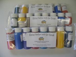 Soft Glo Acrylic Glazes