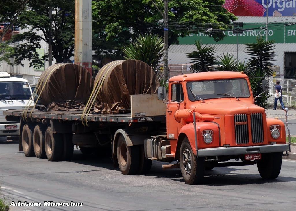 Caminh U00f5es Brasil E Cia  Scania