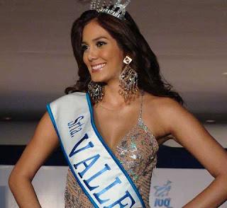 María Catalina Robayo Vargas - Miss Colombia 2011