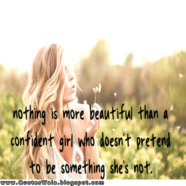 pretty girl love quotes