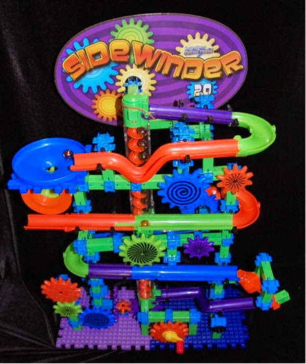 Royalegacy Reviews And More Techno Gears Marble Mania Sidewinder