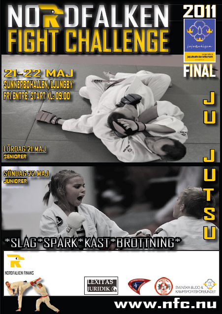 Nordfalken Fight Challenge