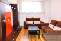 Piso de dos dormitorios en alquiler en Montealto, amueblado. 560€/mes
