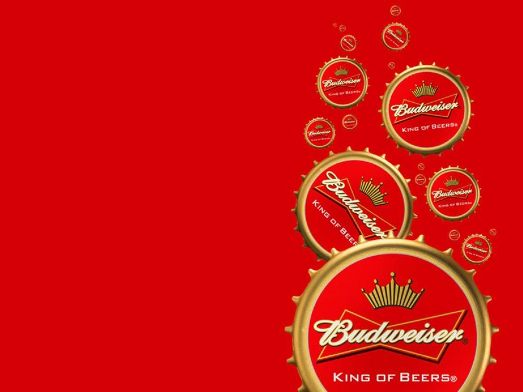 Anime Wallpapers  Budweiser Wallpaper   Budweiser Is Truly the