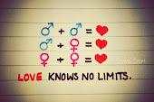 O amor não conhece limites ...