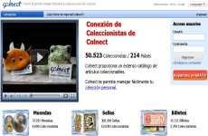 Red social de coleccionistas de todo el mundo: Colnect