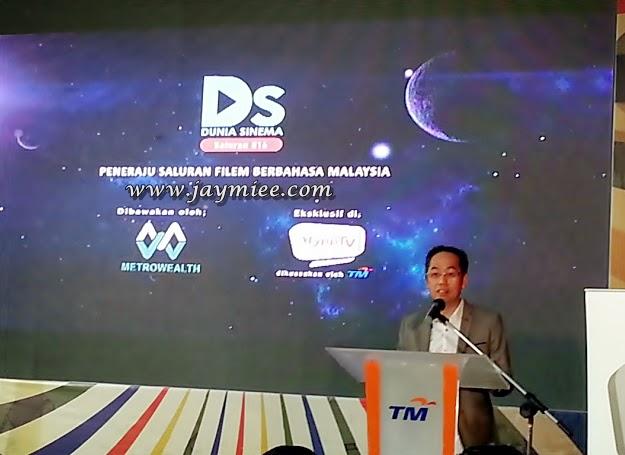 HyppTV Melancarkan Saluran Filem Melayu Pertama Di Malaysia