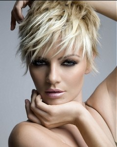 Short summer hairstyles for girls 2012