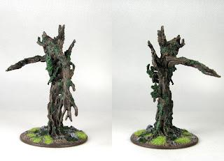 Figurka Władca Pierścieni Ent Drzewiec Treebeard Might Ent Dwie Wieże Marsz Entów