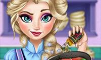 Jugar a Cocina real: Elsa