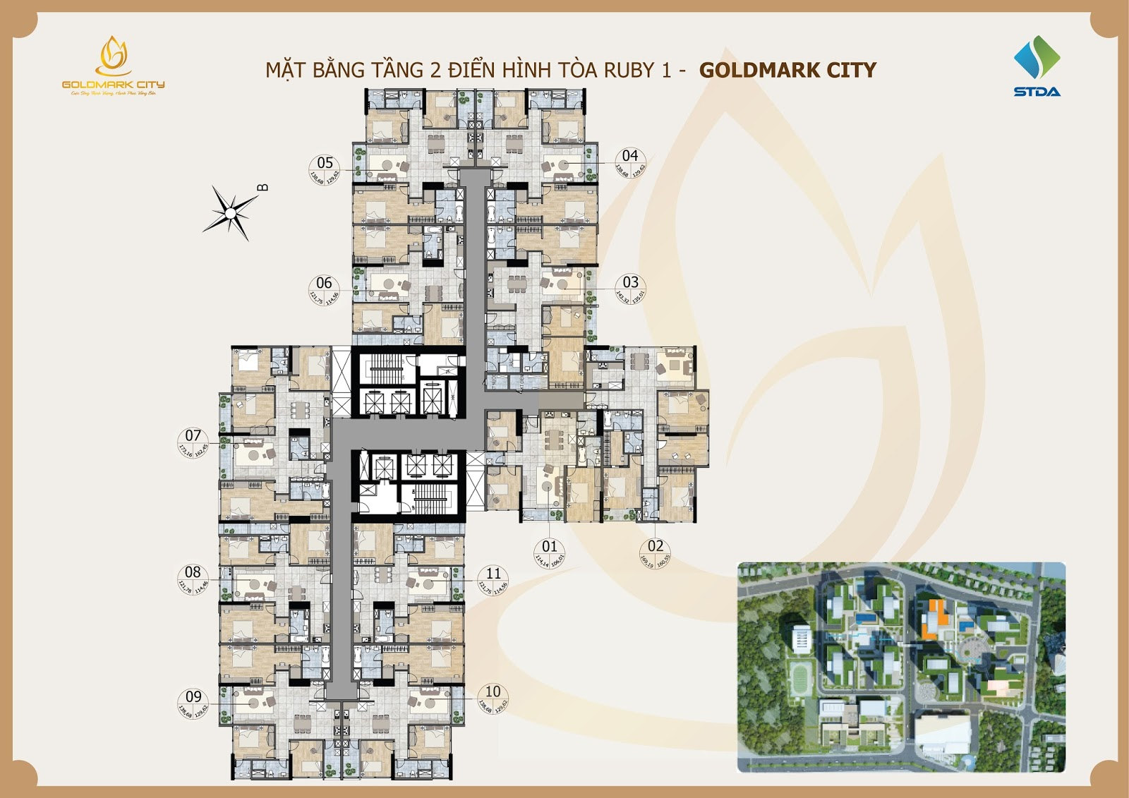 goldmark city ruby 1