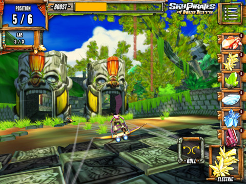 Sky Pirates Racing v1.2.1 Apk