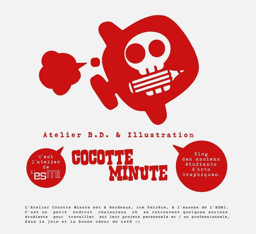 Atelier Cocotte Minute