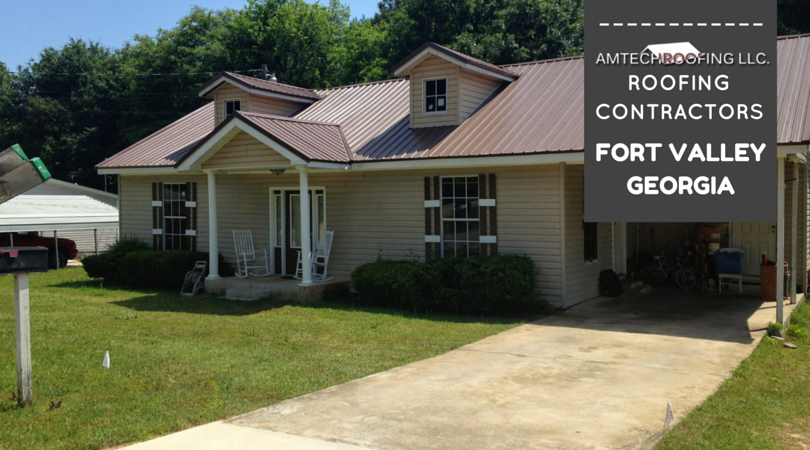 Fort Valley Georgia Roofing Contractors