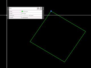 Ejemplo de línea con longitud cero