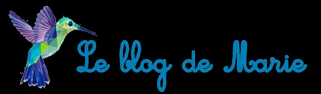 Le Blog de Marie !