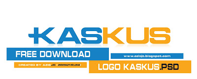 Free Download file PSD Logo KASKUS by AzisJS HD