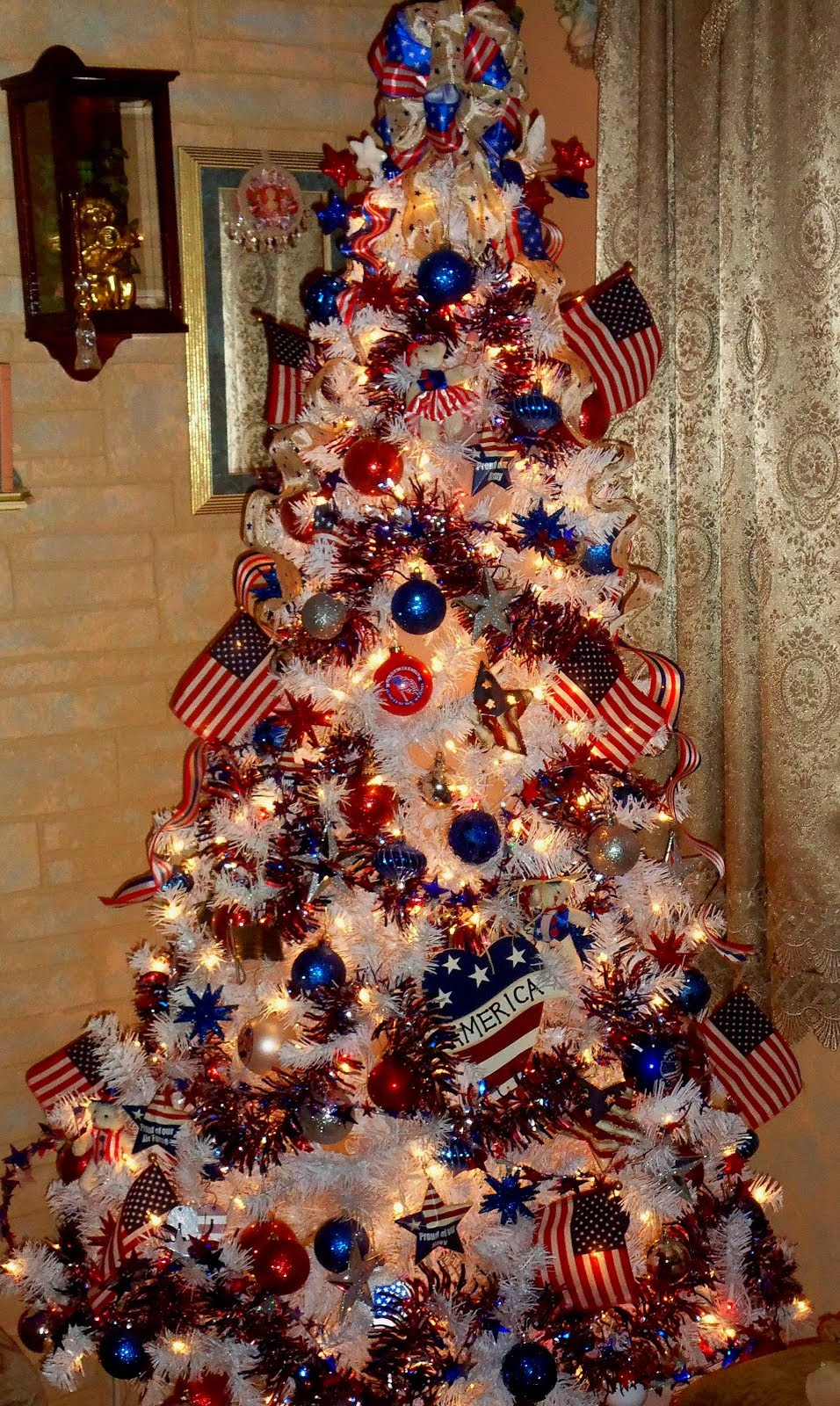 My Patriotic Trees 2014