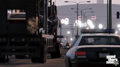 Mais 4 Imagens de GTA V