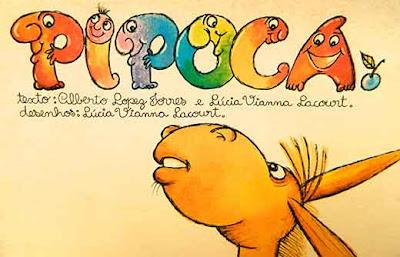 Livros infantis - Pipoca - Lucia Vianna Lacourt