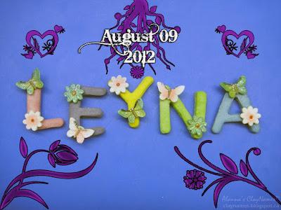 Leyna August 9 2012