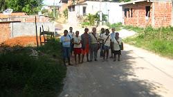 Missionários em ação