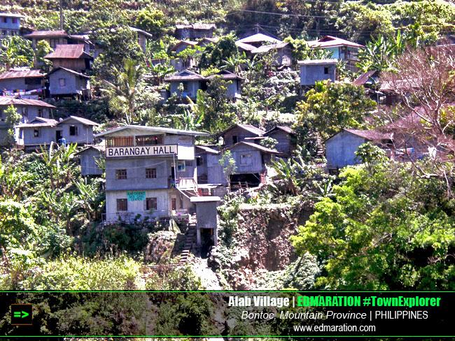 Alab Village | Bontoc, Mt. Province