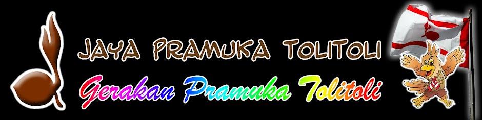 Jayalah Pramuka Tolitoli