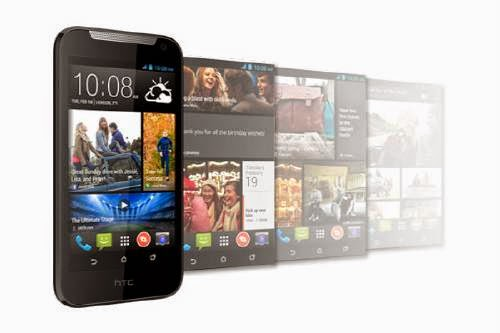 HTC Android Smartphone Desire 310